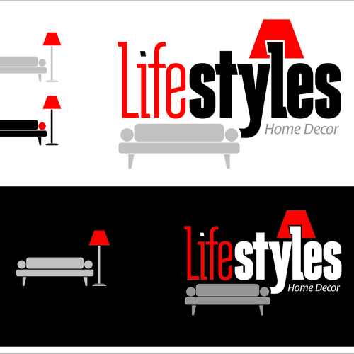 Home Decor Lifestyles Logo