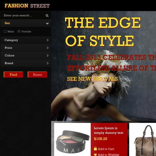 eCommerce Template Design Contest - Multiple Winners Guaranteed!