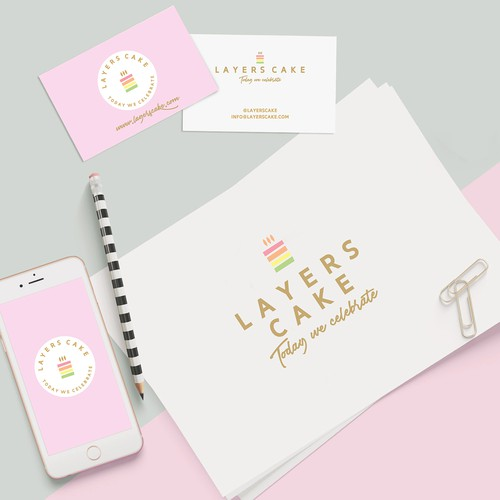 Logo for Layers Cake