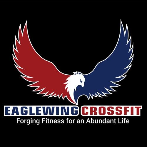 Eaglewing Crossfit logo update