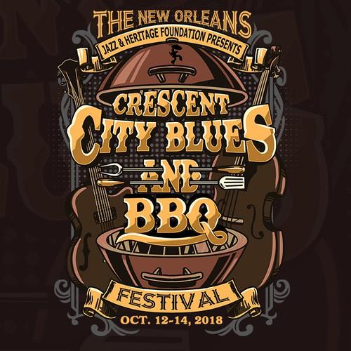 2018 Crescent City Blues & BBQ Festival