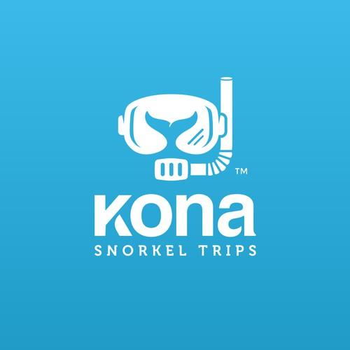 snorkeling trip logo