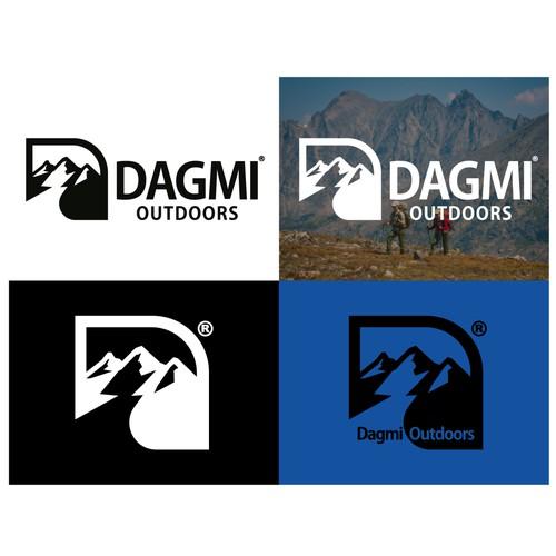 Dagmi Outdoors Logo