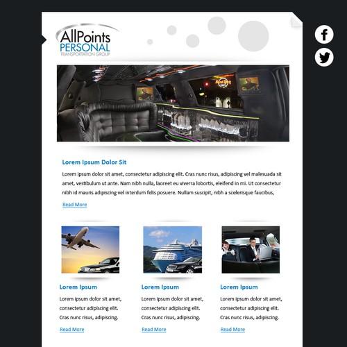 Simple, Clean Website