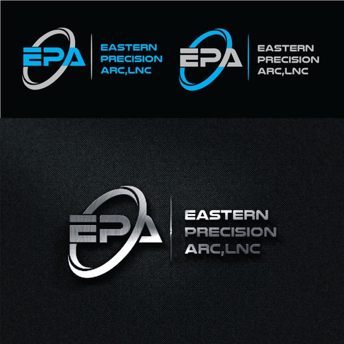 Create a captivating, sophisticated design for Eastern Precision Arc, Inc.