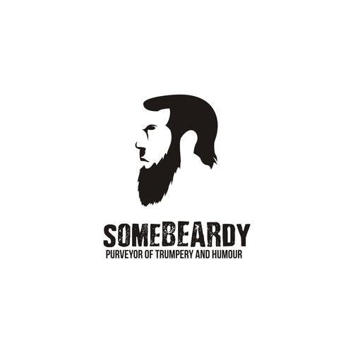 Somebeardy logo
