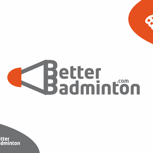 Creative Logo for Badminton Sport