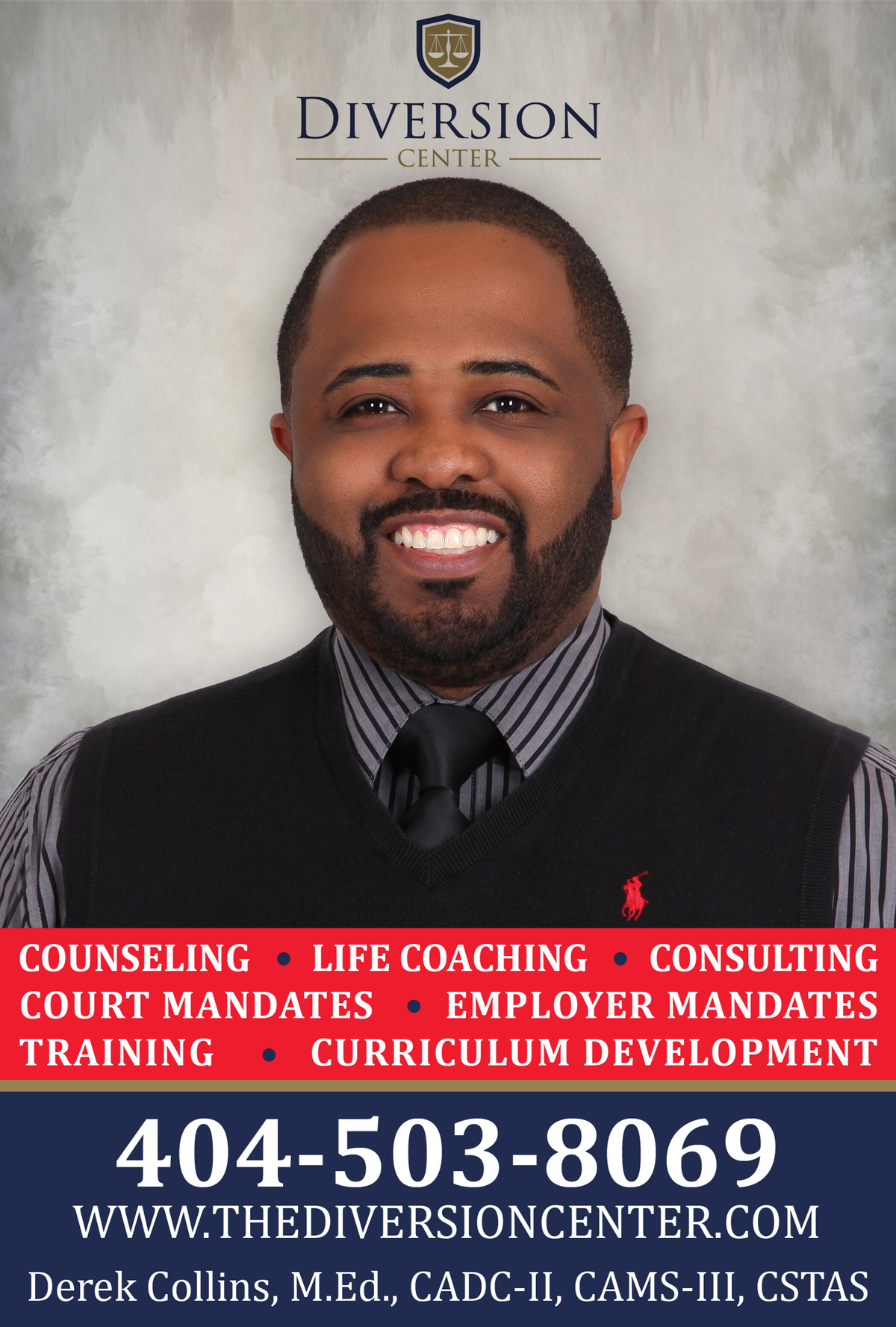 Advertisement for Counseling and Life Coaching