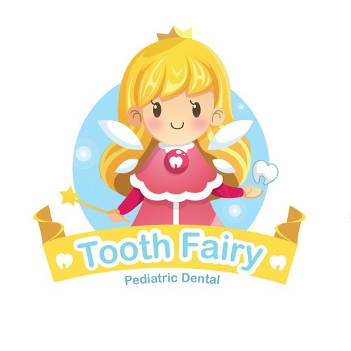Tooth Fairy Logo