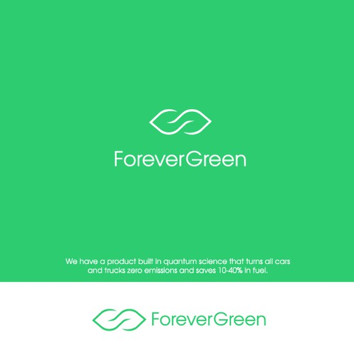 Clean Logo for Forever Green