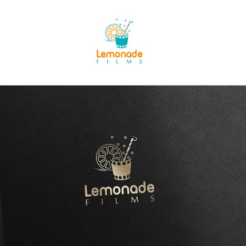 Branding for Lemonade Films.
