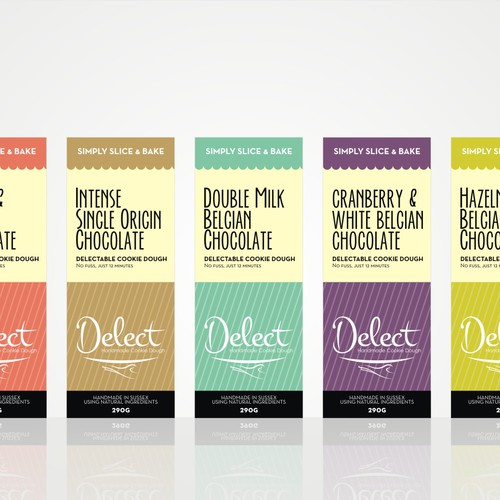 Create the next product label for Delect
