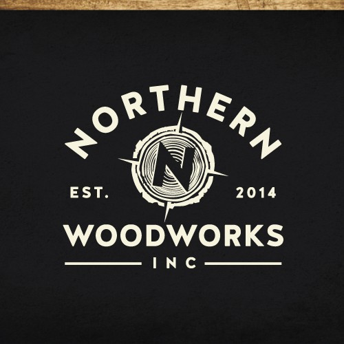 Logo for Northern Woodworks Inc.