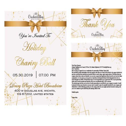 Card Invitation Design