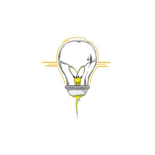 Logo design for lighting companies
