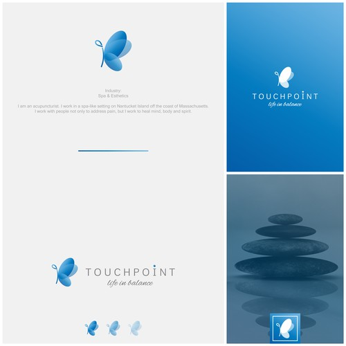 Logo Design for Touchpoint