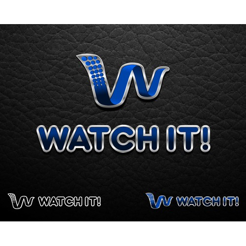 Help WATCH IT! with a new logo