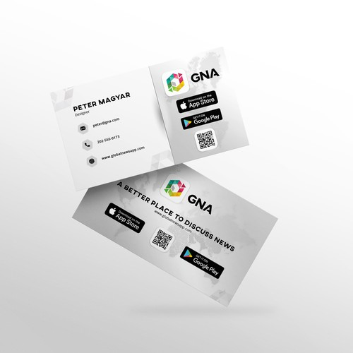 GNA Business card