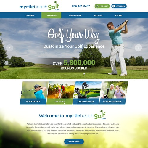 MyrtleBeachGolf.com