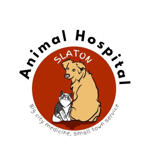 Logo pour cabinet vétérinaire