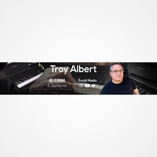 Teacher piano