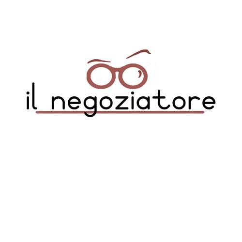 Logo for 'il negoziatore'