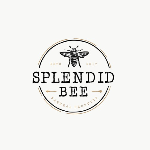 Splendid Bee Logo