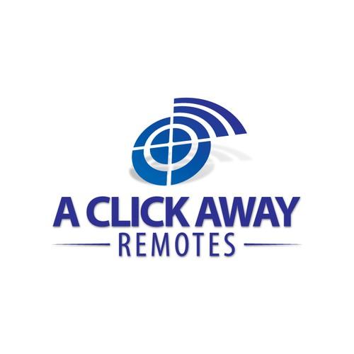 Logo for remote company