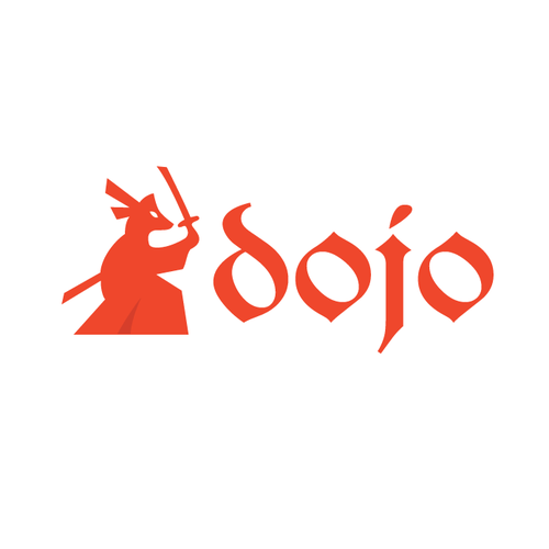 Samurai concept logo
