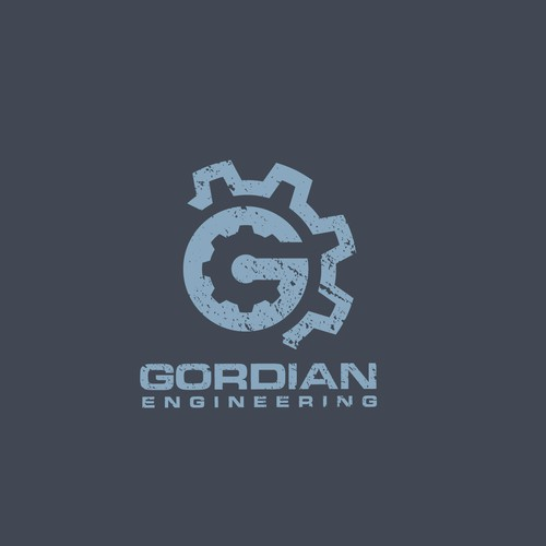 Logo concept for Engineering company