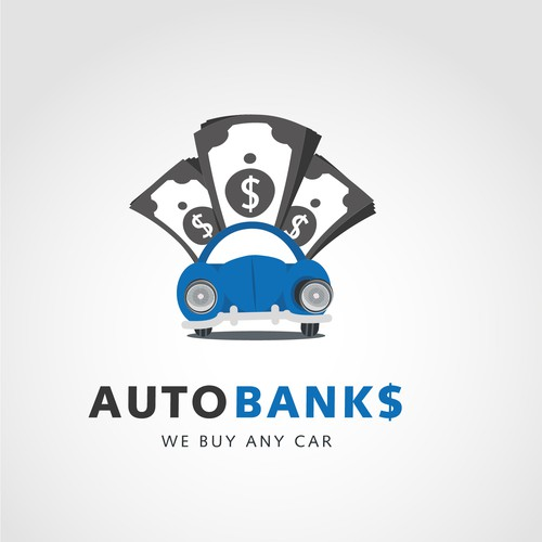 Logo concept for Autobank$