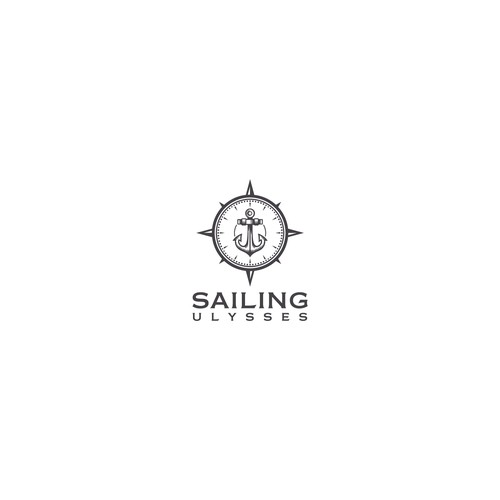 Logo concept for Sailing Ulysses