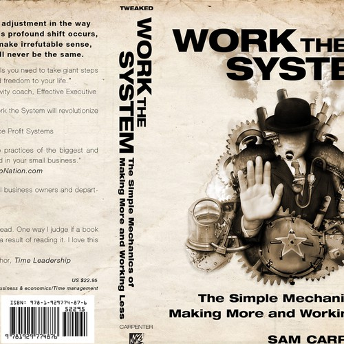 Book Cover Redesign