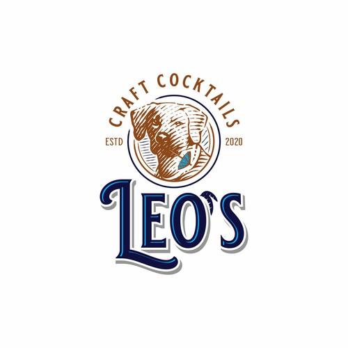 Leo`s logo design