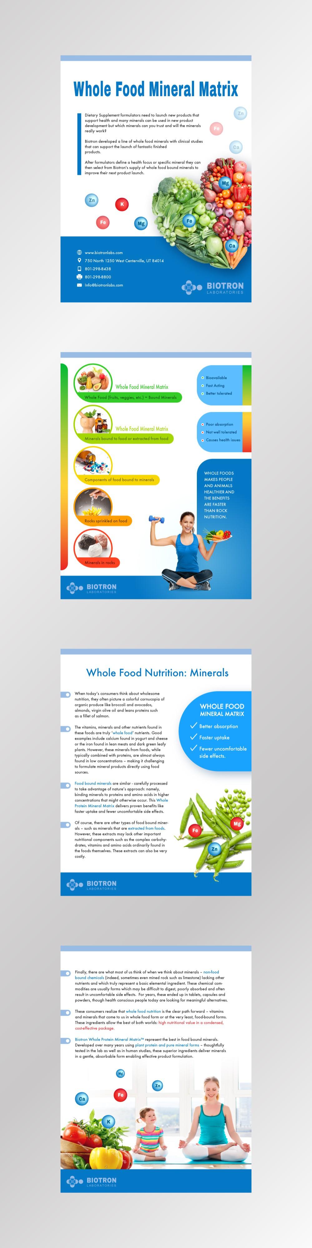 Whole Food Mineral Matrix PDF