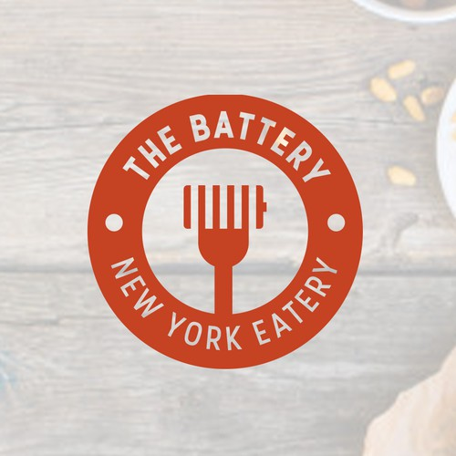 Logo for fast food stores in New York