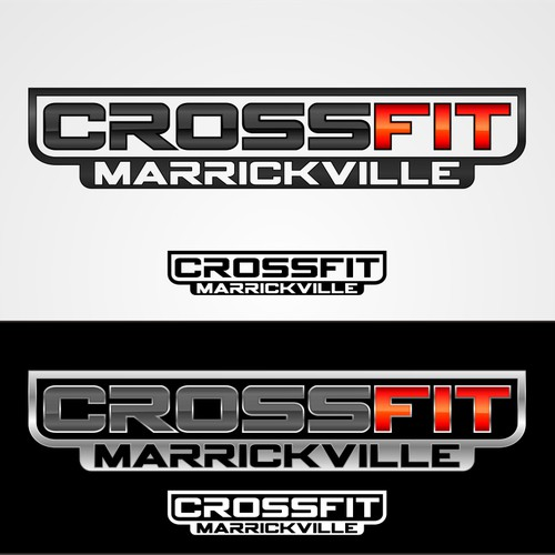 CrossFit Marrickville needs a new logo