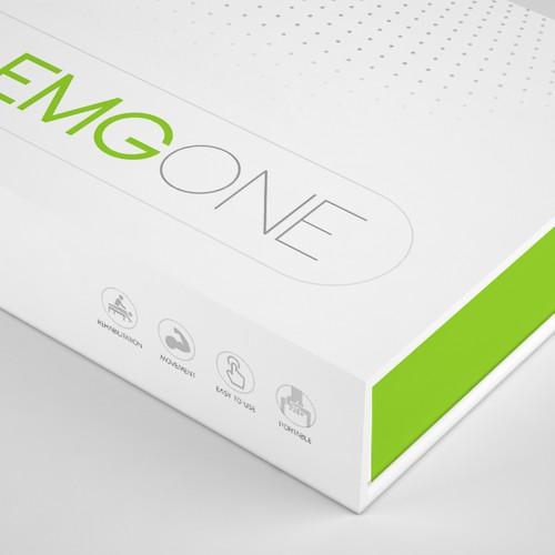 EMG ONE packaging