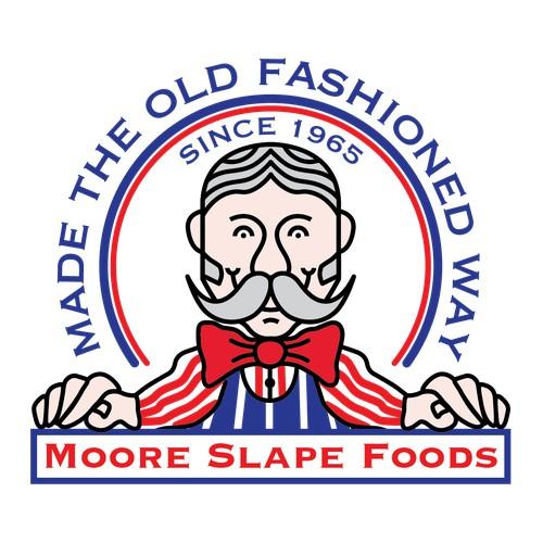 Wholesale food company - New Brand, New Logo