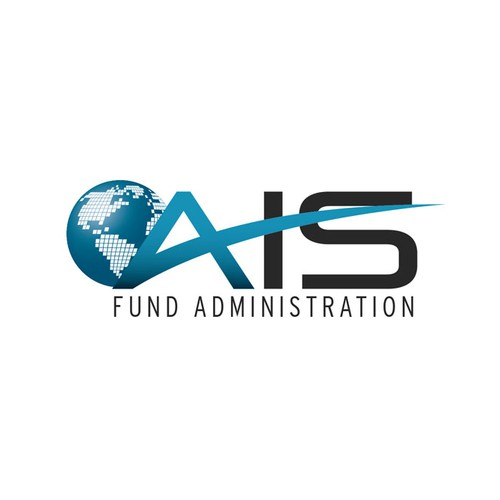 Smart looking upgrade to the logo for AIS Fund Administration