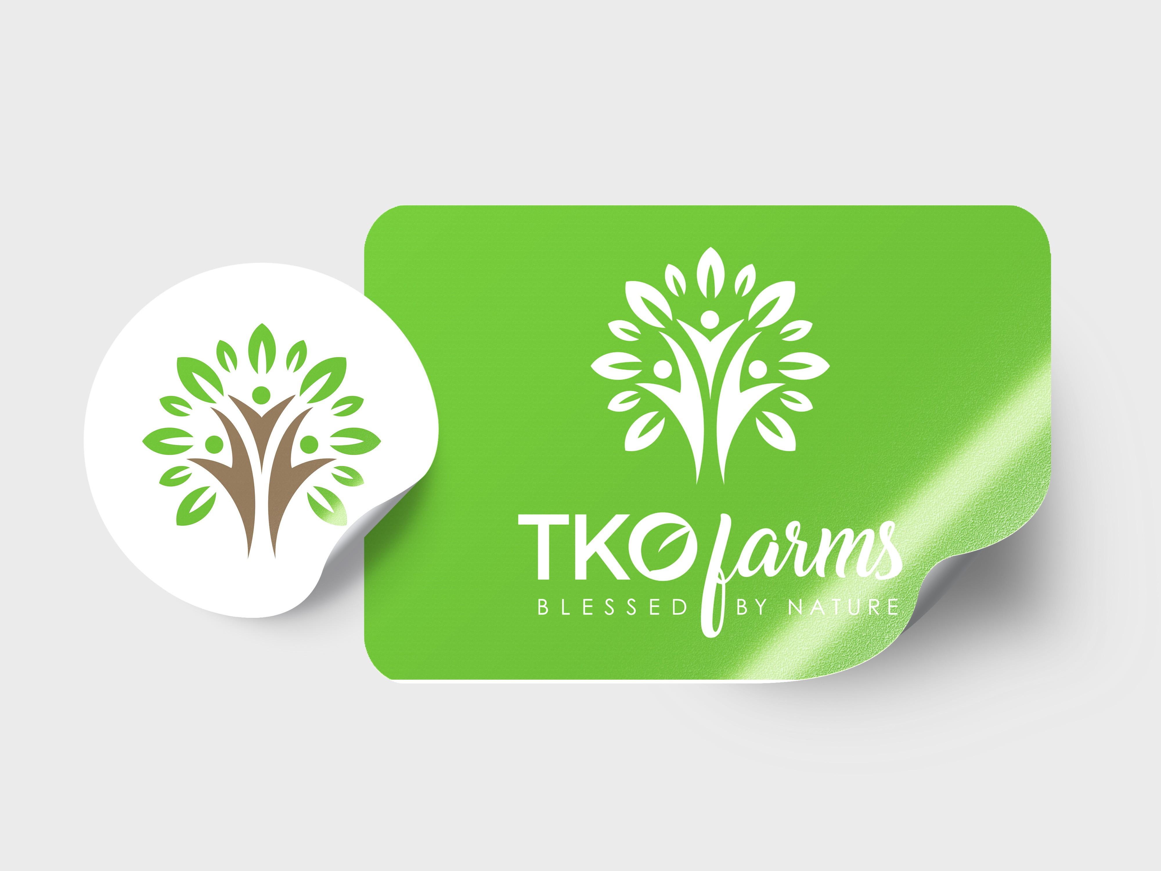 TKO Stickers
