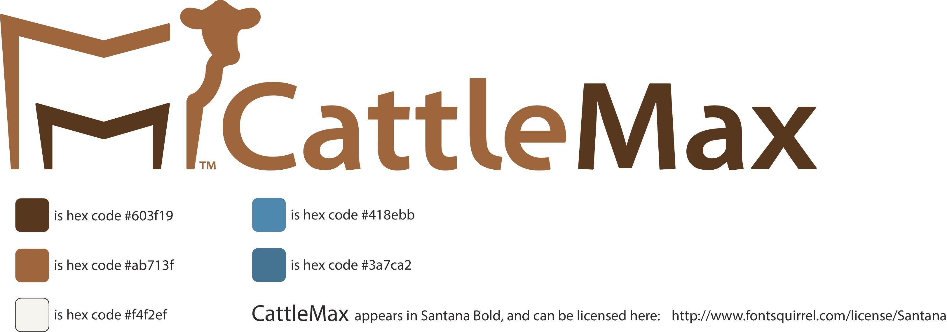 Color palette for web based on logo