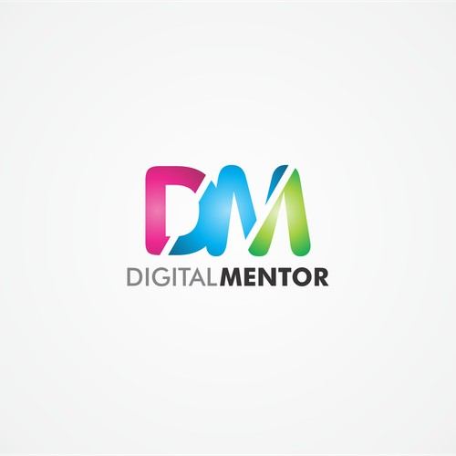 Logo for Digital Mentor