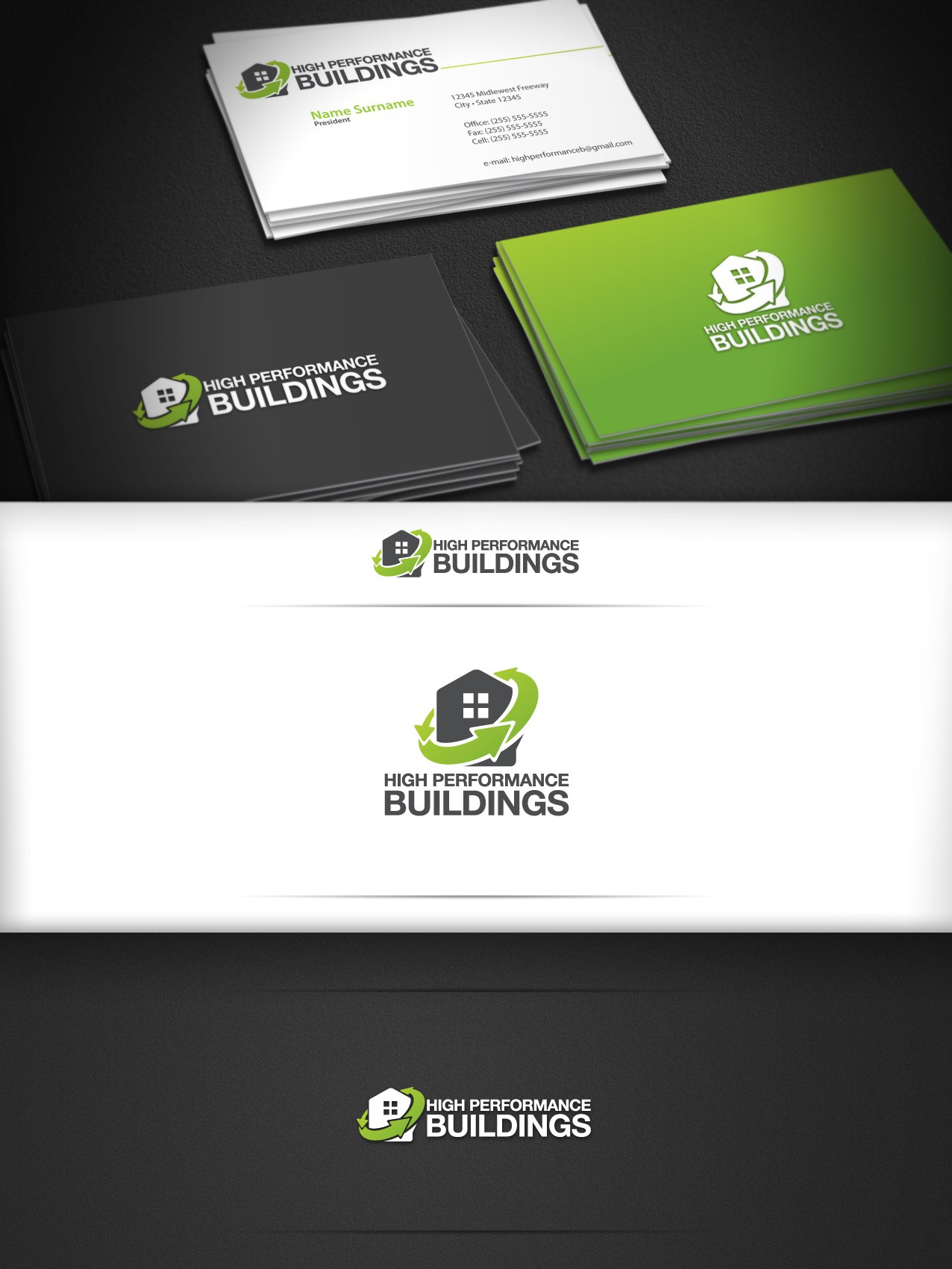 High Performance Buildings needs our first logo!