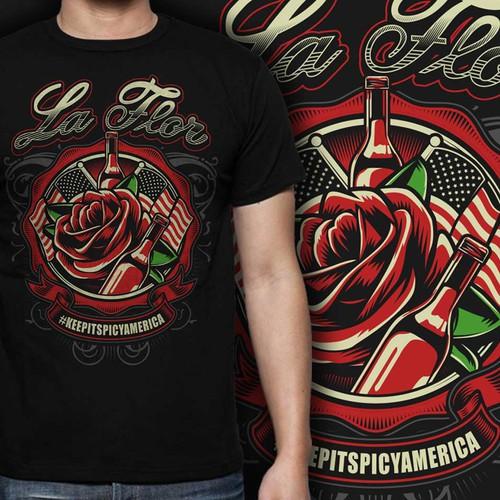 La Flor T Shirt