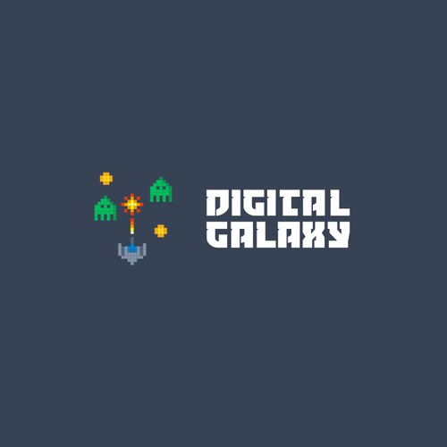 the logo for digital agency