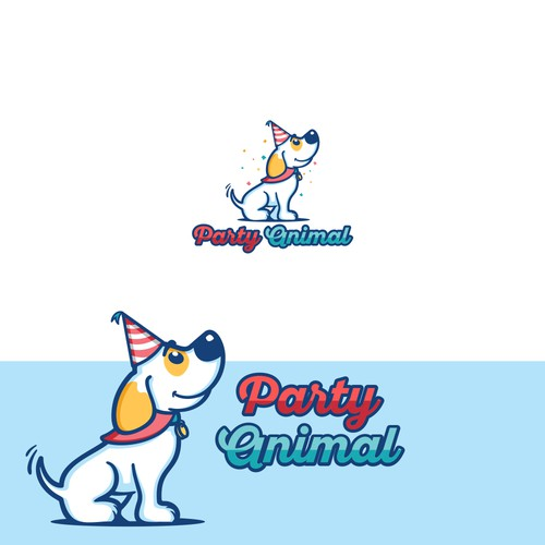 Logo for Party Animal