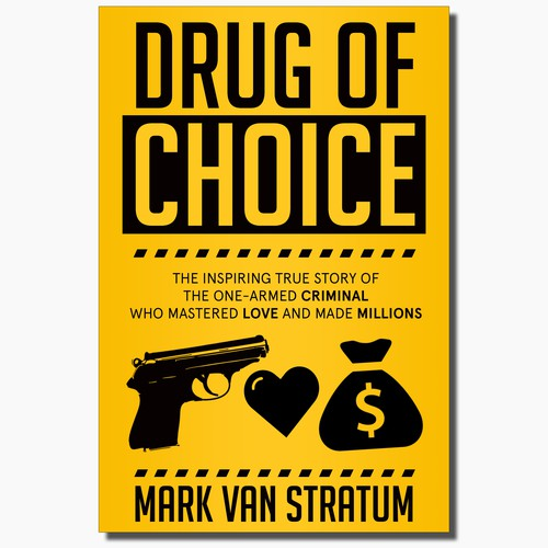 Bold Cover - Drug of Choice