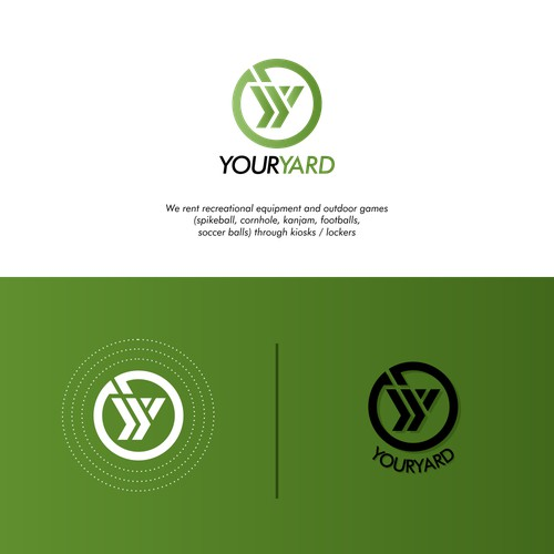 Logo concept for YourYard