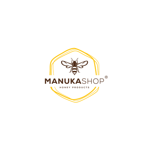 Logo for Manuka Shop